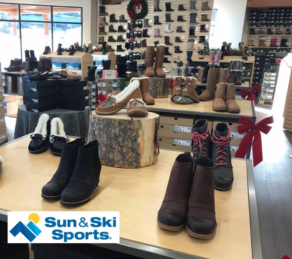 Sun & Ski Sports Interior | Explore McAllen