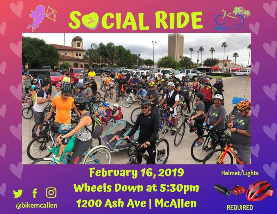 February 15th, 16th, and 17th – 7 Places Where You Can Enjoy a Post-Valentine's Day Weekend! | Explore McAllen | Things To Do in McAllen