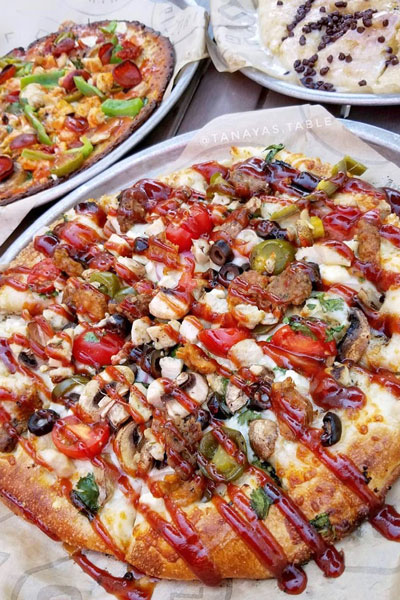 To-Go/Curbside Family Meals - Pieology Pizzeria