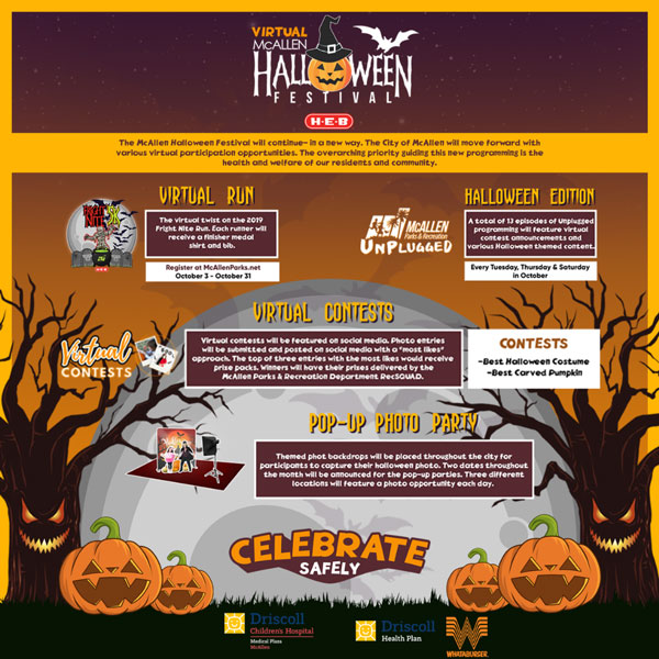 The McAllen Halloween Festival