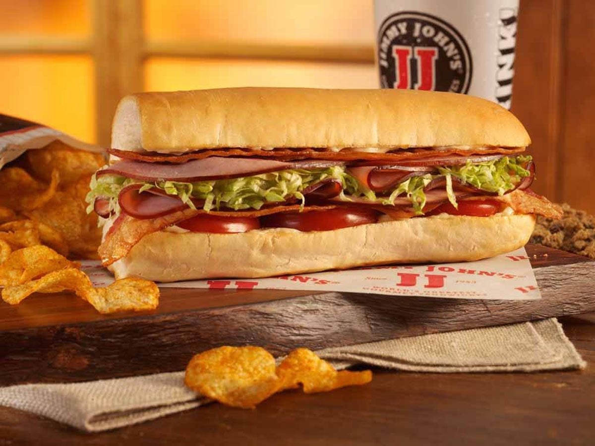 jimmy johns sandwiches - HD 1200×900