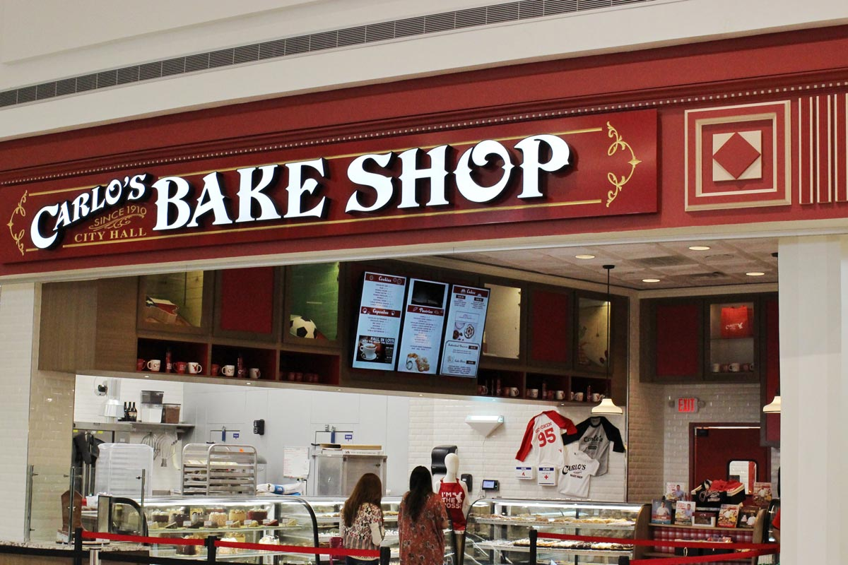 Restaurants In Mcallen Carlo S Bake Shop L La Plaza Mall