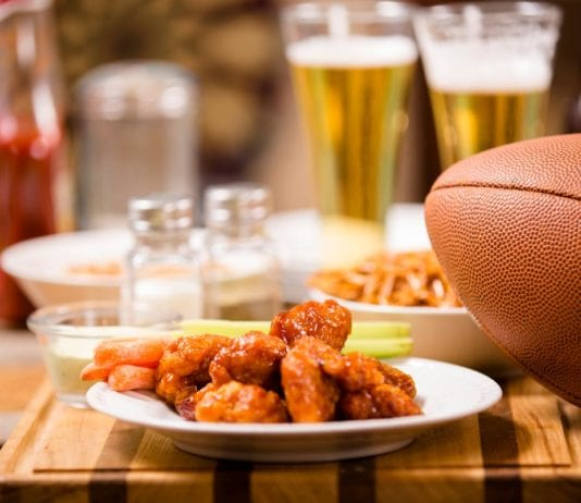 Football Bars | McAllen Bars | Restaurant in McAllen