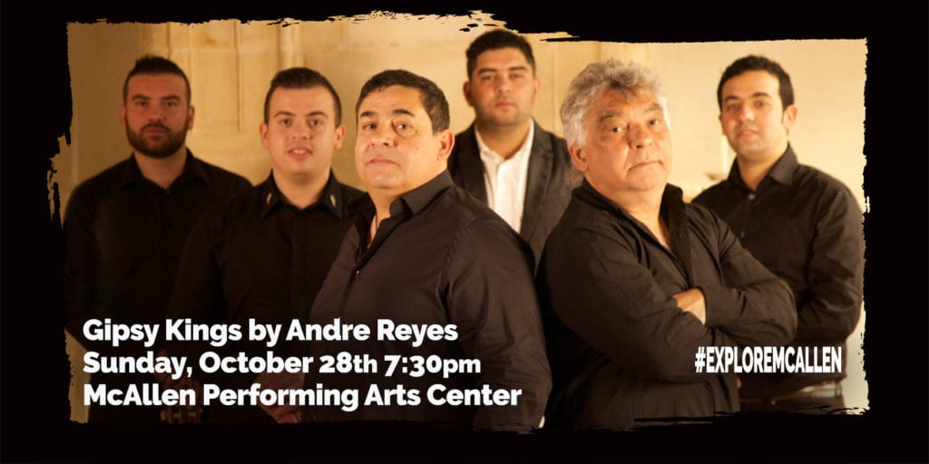 Gipsy Kings at the McAllen Convention Center