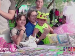 Sunset Live and McAllen Art Walk clips courtesy of McAllen Convention Center and City of McAllen.