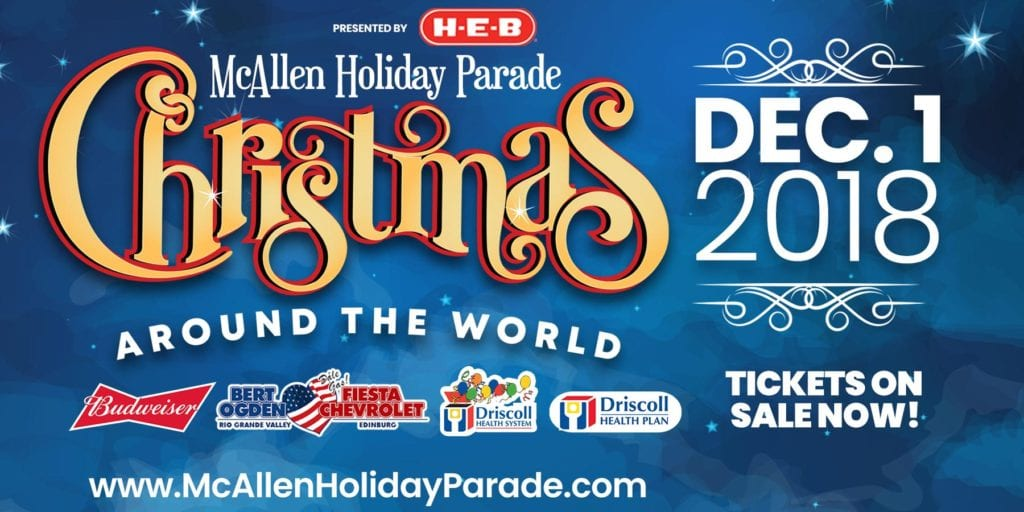 McAllen Holiday Parade | Explore McAllen