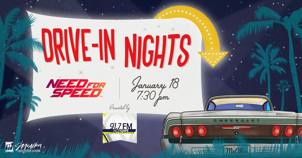 Need For Speed Drive In Movie Explore Mcallen