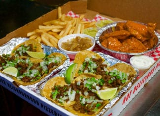 To-Go/Curbside Family Meals - London Grill & Tavern