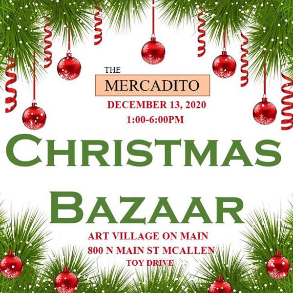 Christmas Bazaar & Toy Drive