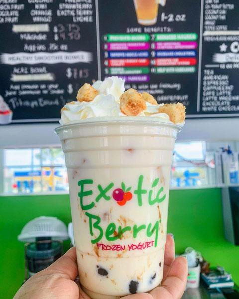 Exotic Berry