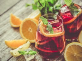 Celebrate National Sangria Day on December 20th at These 3 Spots in McAllen!