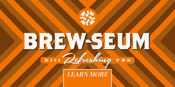 Brew-seum is Back at the IMAS in April with a Great Line-Up of Events!