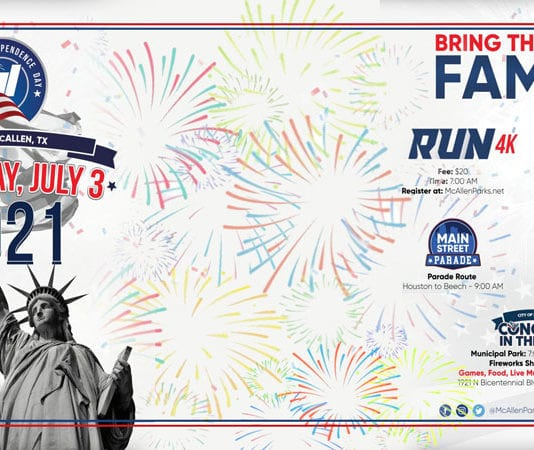 5 Ways to Celebrate the Fourth of July in McAllen at the Concert in the Sky!