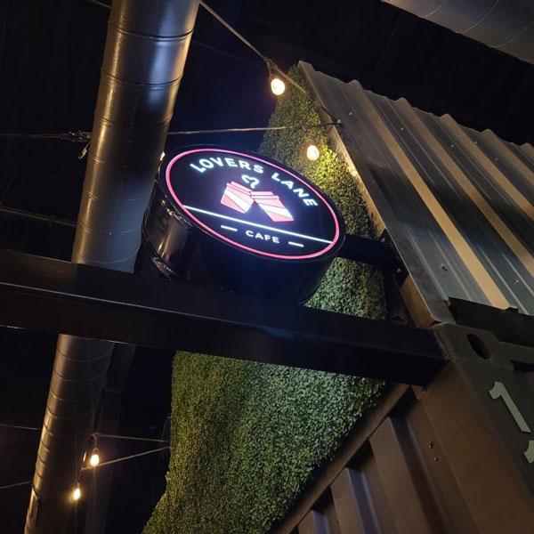 Lovers Lane Café
