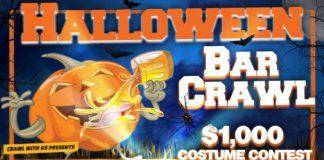 4th Annual Halloween Bar Crawl